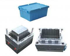 Customized Plastic Crate mould Manufacturer